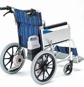電動アシスト車椅子